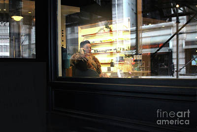 Photograph - Nighthawks New York by Doc Braham