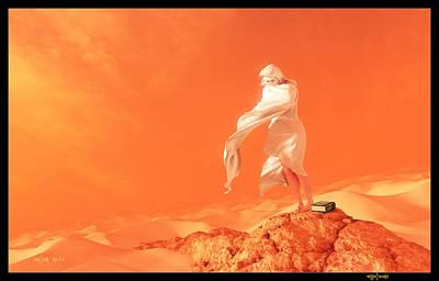 Wrap Digital Art - Nightmare by Artur Rosa