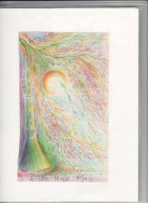 Nightshine Art Print by Rich Graham