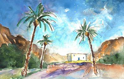 Painting - Nijar 01 by Miki De Goodaboom