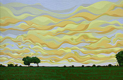 Painting - Nimble Sigh Sky by Amy Ferrari