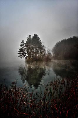 Photograph - Nimisila Reflections by Dick Pratt