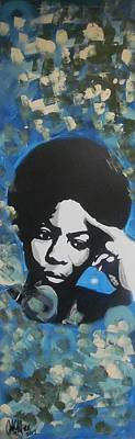 Painting - Nina Nina by Antonio Moore