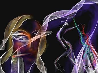 Digital Art - Nina by Parag Pendharkar
