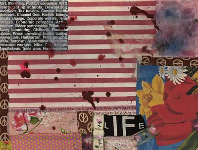 Nine Eleven Art Print