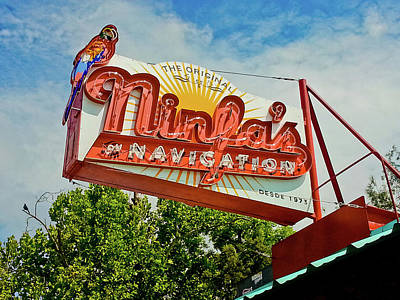 Photograph - Ninfa's On Navigation by Linda Unger