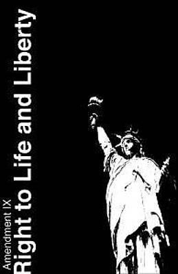 Digital Art - Ninth Amendment by Tony Zupancic