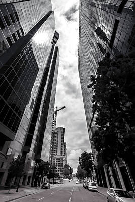 Tour Bus San Francisco Photograph - Ninth And B by Phil Fitzgerald