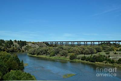 Photograph - Niobrara River by Mark McReynolds
