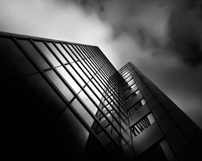 Photograph - No 525 University Ave Toronto Canada No 2 by Brian Carson