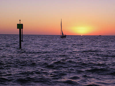 Gulf Of Mexico Photograph - No Better Place by Ric Schafer