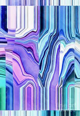 Digital Art - No Boundaries by Krissy Katsimbras