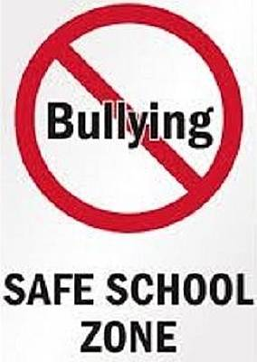 Digital Art - No Bullying Zone by VIVA Anderson