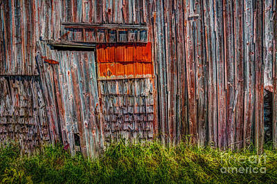 Photograph - No Entry by Roger Monahan