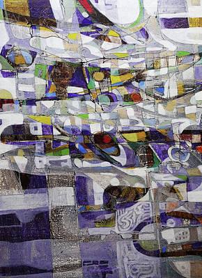 Painting - No Finishing Line by Ronex Ahimbisibwe