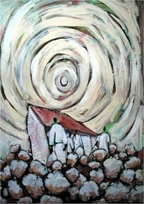 No More Cotton Original by Charlie Spear