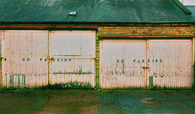 Photograph - No No Parking by Jan W Faul
