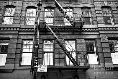 Photograph - No Parking Anytime by John Rizzuto