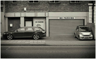Photograph - No Parking by Stewart Marsden