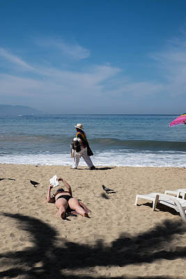 Photograph - No Sale, Puerto Vallarta, 2016. by John Jacquemain
