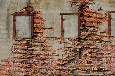 Impressionist Landscapes - No Windows by David Arment