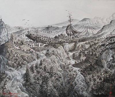 Noah Ark One Original by Hendra Buana