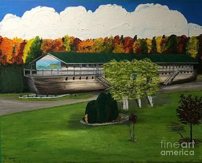 Noah's Ark Original by Lorie Smith