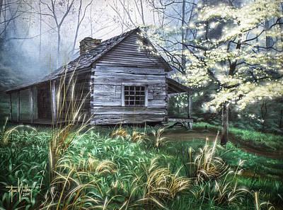 Noah's Place Original by Jess Wathen