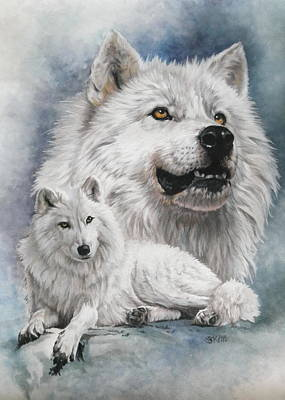Noble Intensity Art Print by Barbara Keith