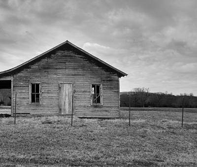 Photograph - Nobody Is Home. by Mary Halpin