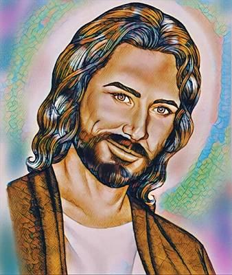 Digital Art - Nobody Like Him by Karen Showell