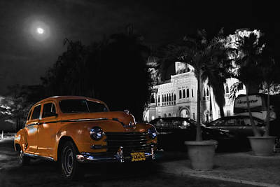 Photograph - Noche Cubana by Dawn Currie