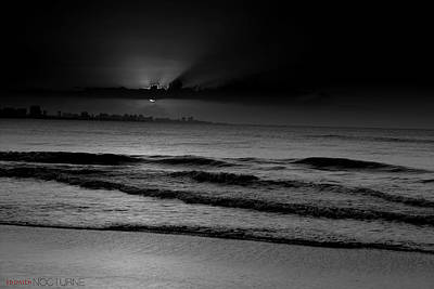 Photograph - Nocturne by Ed Smith