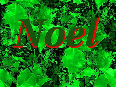Digital Art - Noel by Tim Allen