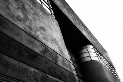 Photograph - Noir Moderne by Mark David Gerson