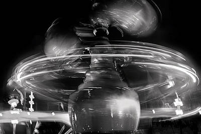 Photograph - Noir Warp by Denise Dube