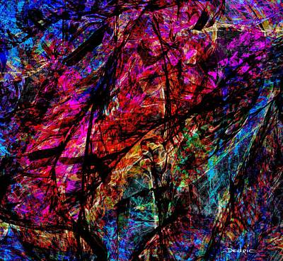 Digital Art - Noise  by Dedric Artlove W
