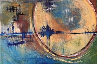 Painting - Noise by Mary Rimmell