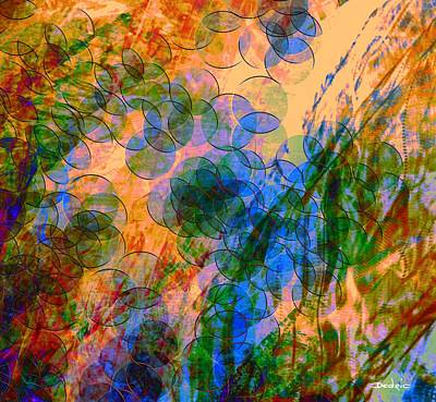 Digital Art - Noise No.2 by Dedric Artlove W