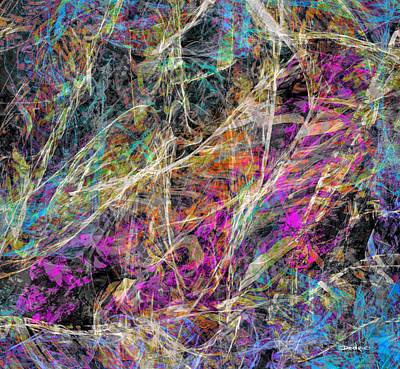 Digital Art - Noise No.3 by Dedric Artlove W