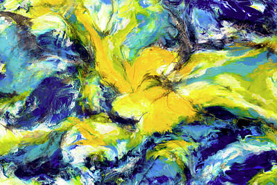 Painting - Nol 3 by Jane Biven