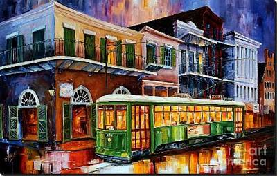 Mixed Media - Nola 2 by Dt