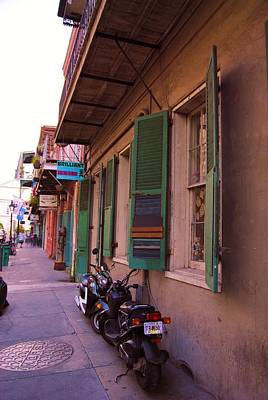 New Orleans Photograph - Nola Shutters by Bethany Jackson