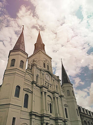 Photograph - Nola Skies by JAMART Photography