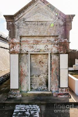 Photograph - Nola Tomb 1 by Kathleen K Parker