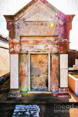 Photograph - Nola Tomb 3  by Kathleen K Parker