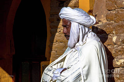 Photograph - Nomadic Arab Of The Desert by Rene Triay Photography