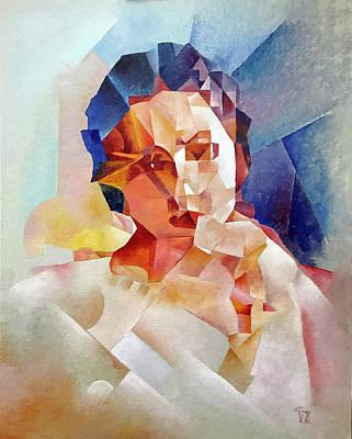 Painting - Nomen Nescio by Vlad Zabavskiy