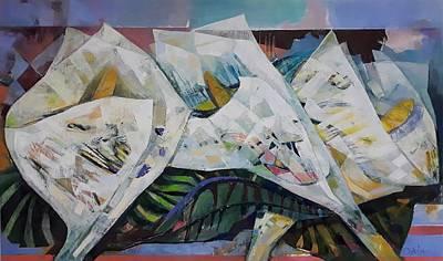 Painting - Noname by GALA Koleva