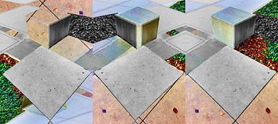 Photograph - Noncube - Limited Run by Lars B Amble